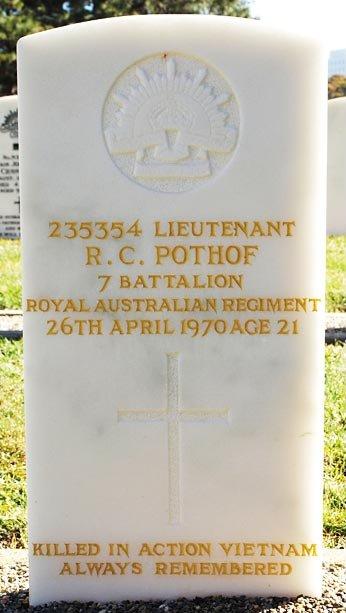 pothof headstone