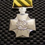CSC for Brigadier Garraway Association President